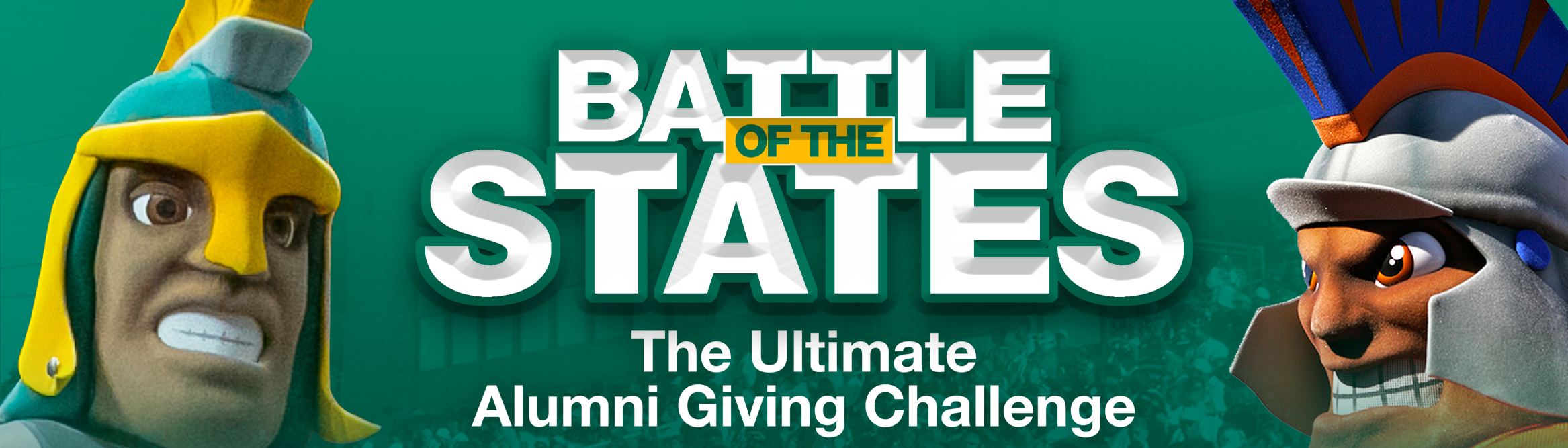 battle of states - the ultimate giving challenge