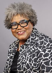 Photo of Dr. Beverly Harris