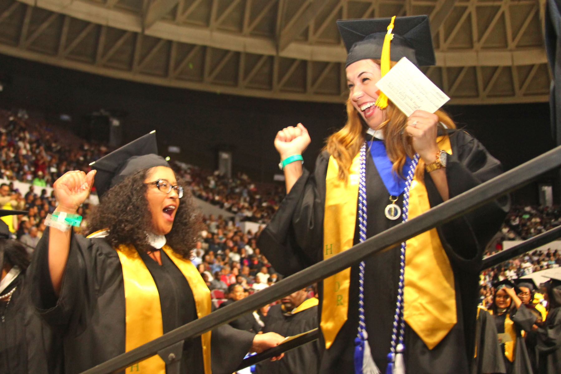 Commencement - Norfolk State University