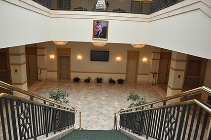 Performing Arts Center Lobby