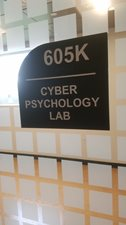 CyberPsychology Lab 605k
